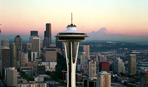 太空針塔- 美國10大熱門遊學城市 gogoenglish