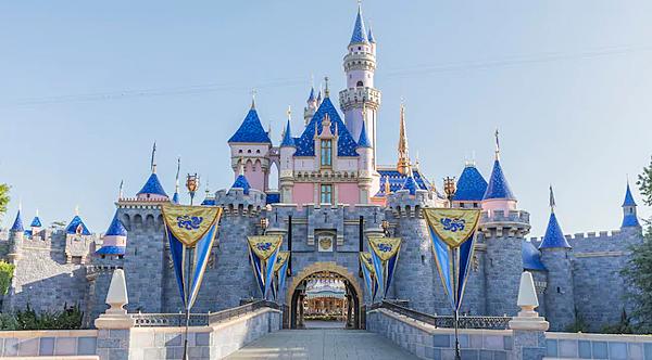 迪士尼樂園- 美國10大熱門遊學城市 gogoenglish