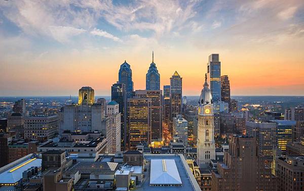 費城- 美國10大熱門遊學城市 gogoenglish