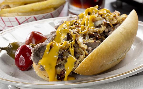 費城起司牛肉三明治- 美國10大熱門遊學城市 gogoenglish