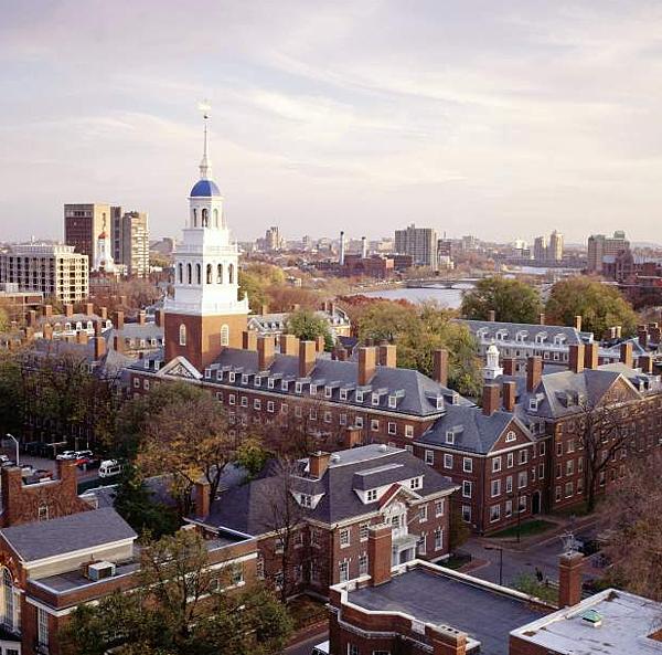 哈佛大學 - 美國10大熱門遊學城市 gogoenglish