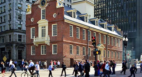 波士頓 自由之路路線 - 美國10大熱門遊學城市 gogoenglish