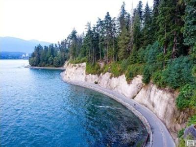 溫哥華景點 Stanley Park-gogoenglish
