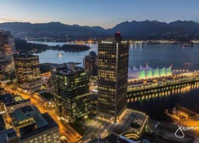 溫哥華360度高空觀景台-gogoenglish