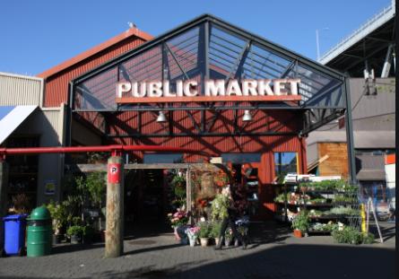 溫哥華景點 Granville Island Public Market-gogoenglish