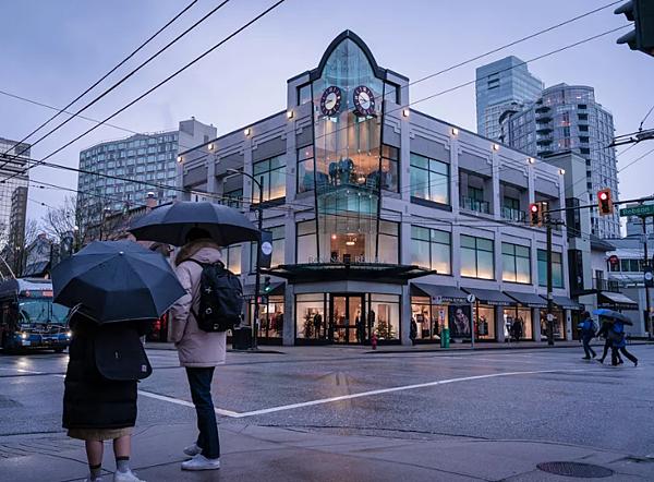 溫哥華景點 Robson Street-gogoenglish