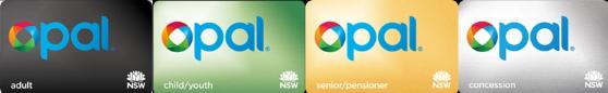 [雪梨] 雪梨交通 Opal Card澳寶卡 gogoenglish