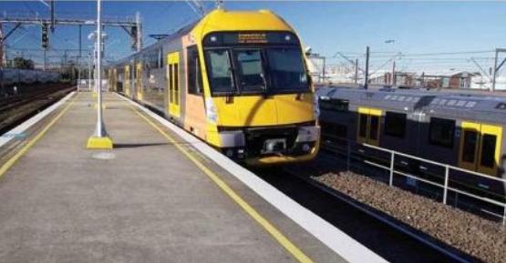 [雪梨] 雪梨交通 火車 city rail -gogoenglish