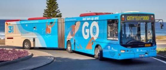 [雪梨] 雪梨交通 巴士 Bus -gogoenglish