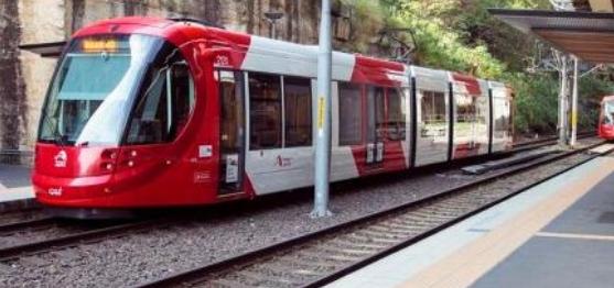 [雪梨] 雪梨交通 輕軌 Light Rail -gogoenglish