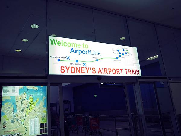 雪梨機場指標