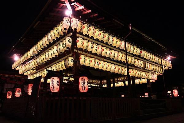 衹園祭ー八坂神社