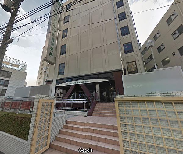 千駄ヶ谷日本語学校1