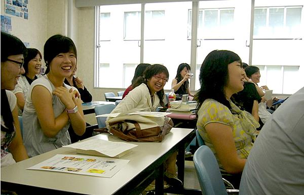 札幌IAY日語學校上課