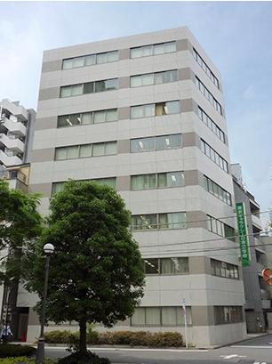 東京銀星日本語學校外觀
