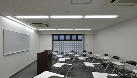 草苑日本語學校-教室