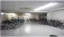 草苑日本語-駐輪場