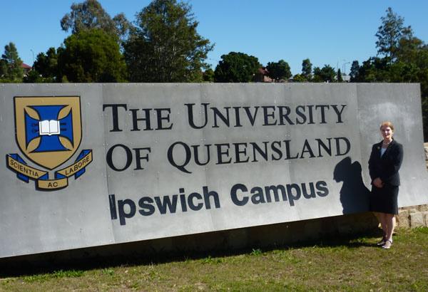昆士蘭大學