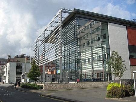 De_Montfort_University_Campus_Centre