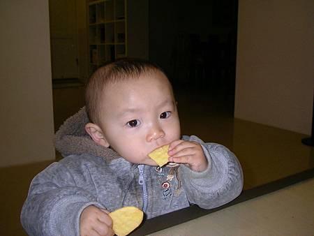 11月大吃米果
