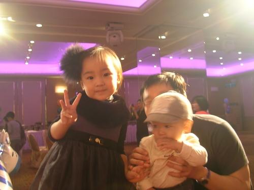 小誠生日派對2