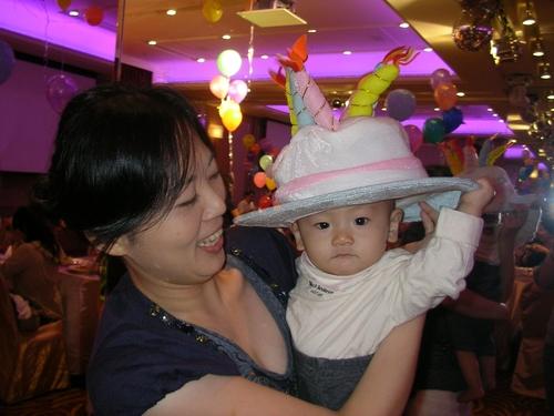 小誠生日派對3