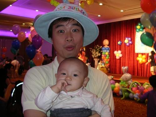 小誠生日派對4