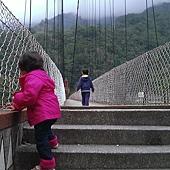 尖石吊橋1