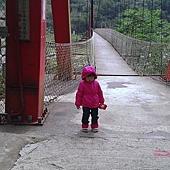 尖石吊橋7