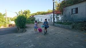 女兒開學日1