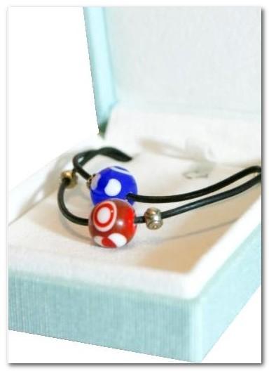 守望情人琉璃對鍊 $699(藍色愛心琉璃項鍊、紅色月亮琉璃項鍊)01.jpg