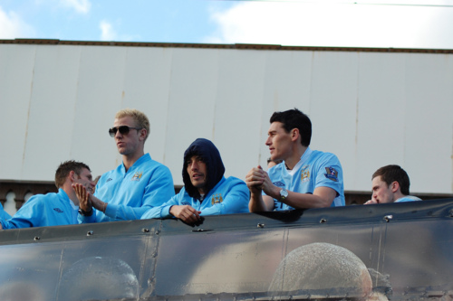 Joe Hart,James Milner,Gareth Barry