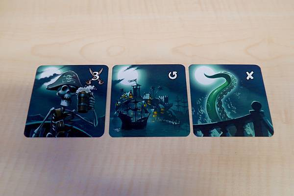 海盜對決_特殊卡片
