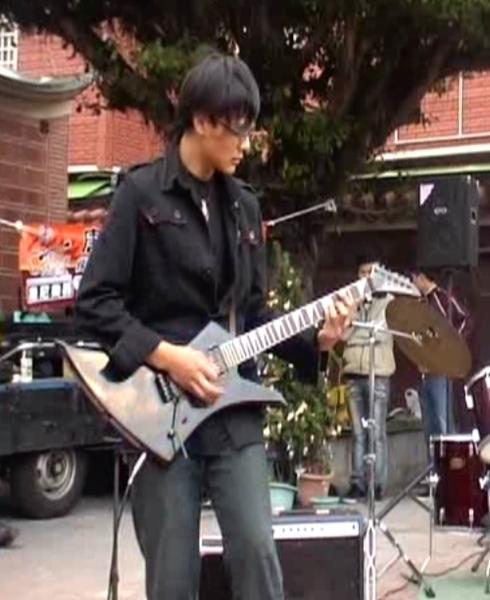 吉他手 -