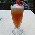蜂蜜萊姆茶