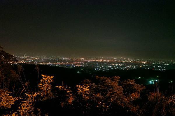 大肚山夜景