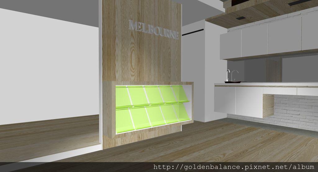 台中墨爾本視光中心_3D示意圖