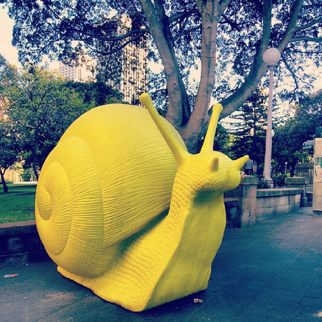 24-giant-fluorescent-snails-scattered-around-sydney-63065