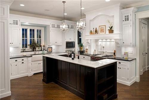 23 Best Cottage Kitchen Decorating Ideas And Designs For 2019: [建材百科]開放式廚房怎麼裝修?[新竹室內設計/竹北室內設計/室內裝潢/室內裝修] @ GoldenBalance