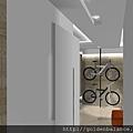 城峰-羅宅-3D模擬實境[新竹室內設計/竹北室內設計]-簡約時尚風格