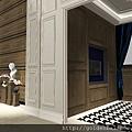 公設3D規劃模擬[新竹室內設計/竹北室內設計]