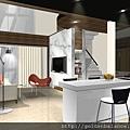 3D模擬室內示意圖----Design by 新竹秸森室內設計