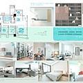 北歐風格-胡宅室內設計規劃