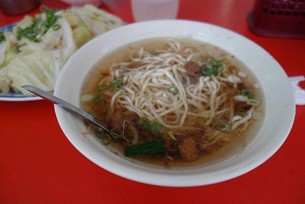 高雄茄萣老店港口意麵