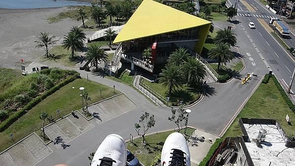 宜蘭頭城外澳飛行傘