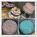 玫瑰花蛋糕900元
