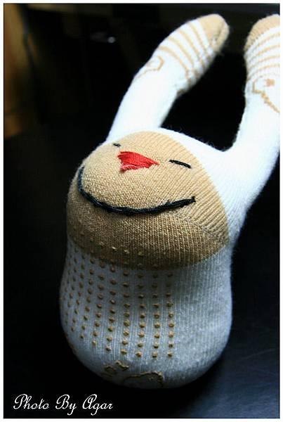 襪子娃娃第一弹