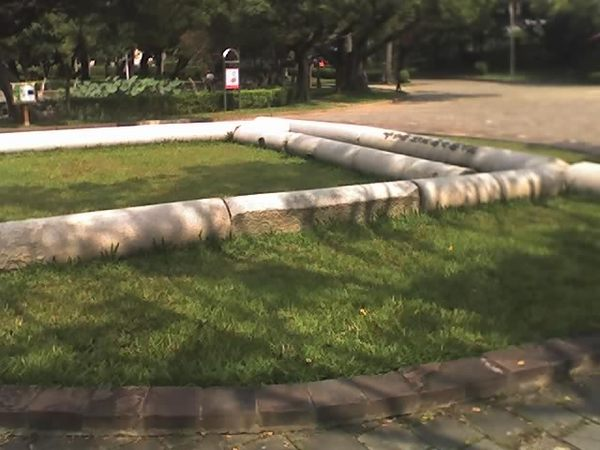 台中神社鳥居