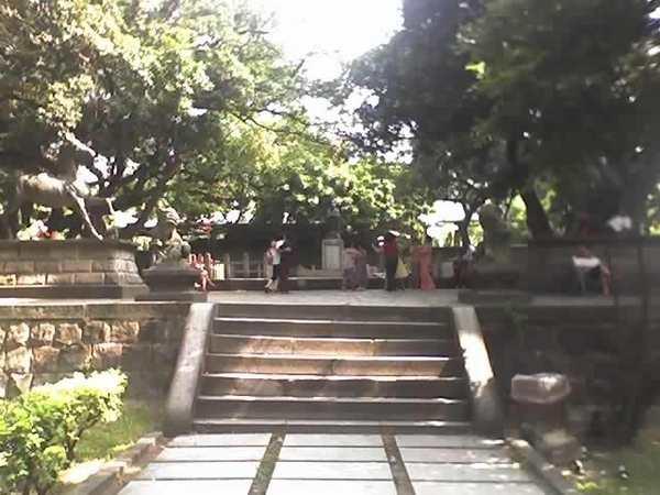 台中神社本殿