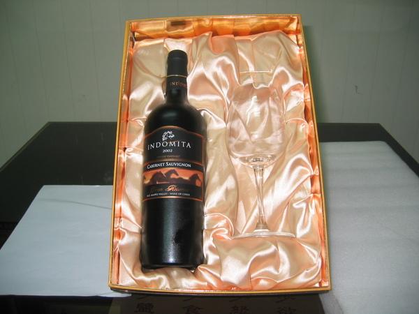 智利國寶頂級陳年蘇維紅酒1+杯   .jpg